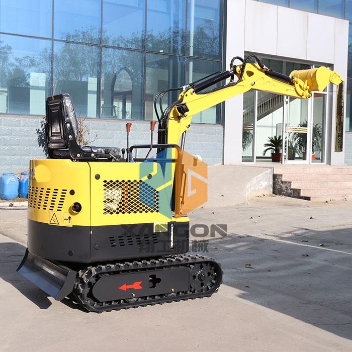 XG8010小型农用挖掘机