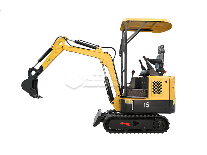 XG8015小型农用挖掘机