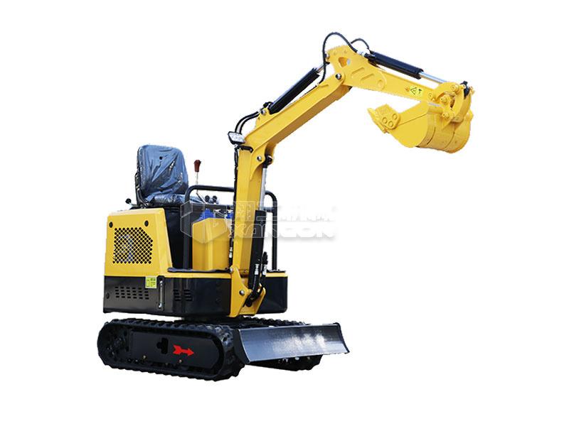 XG-8013小型农用挖掘机